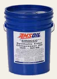 AMSOIL SIROCCO® Synthetic Compressor Oil (SEI)
