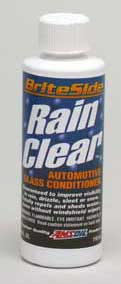 BriteSide Rain Clear Windshield Protectant (ARS)