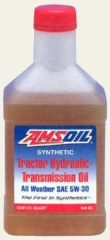 AMSOIL Synthetic Tractor Hydraulic/Transmission Oil SAE 5W-30 (ATH)
