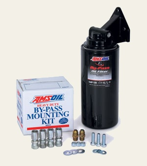 AMSOIL Heavy-Duty By-Pass Filter System