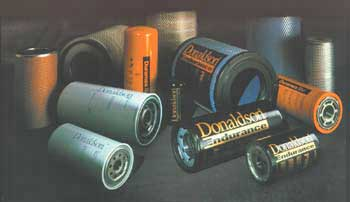 Donaldson P-Series Heavy Duty Filters