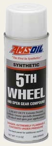 AMSOIL Synthetic Fifth Wheel & Open Gear Compound (GFW)