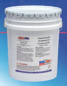 AMSOIL Semi-Fluid 00 Synthetic EP Grease (GSF)
