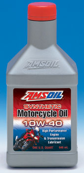 AMSOIL 100% Synthetic 10W-40 Motor Oil