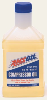 AMSOIL Synthetic PC Series Compressor Oil