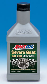 AMSOIL Synthetic Off-Road and Drag Racing Gear Lubricant SAE 250