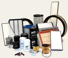 WIX Oil and Air Filters