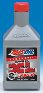 AMSOIL Extended Life 5W-30 Synthetic Motor Oil (XLF)