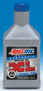 AMSOIL Extended Life 10W-30 Synthetic Motor Oil (XLT)